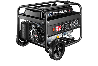 Powerboss Portable Generators Model Number