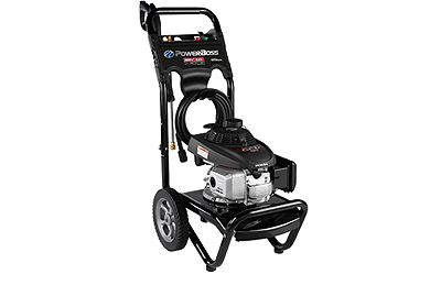 Powerboss Pressure Washer Model Number